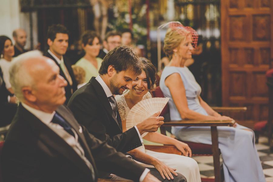 Boda en Iglesia San Matias y Carmen de los Chapiteles. Cristina y Nacho. Fran Ménez Fotógrafo de Bodas en Granada 47
