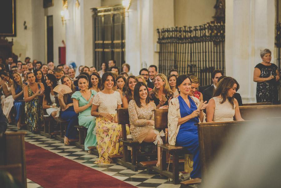 Boda en Iglesia San Matias y Carmen de los Chapiteles. Cristina y Nacho. Fran Ménez Fotógrafo de Bodas en Granada 52