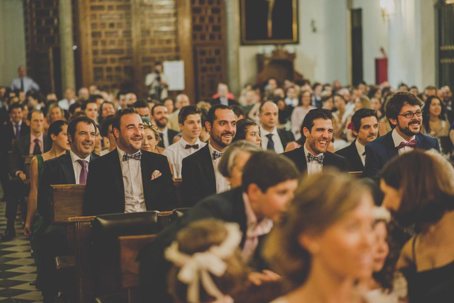 Boda en Iglesia San Matias y Carmen de los Chapiteles. Cristina y Nacho. Fran Ménez Fotógrafo de Bodas en Granada 53