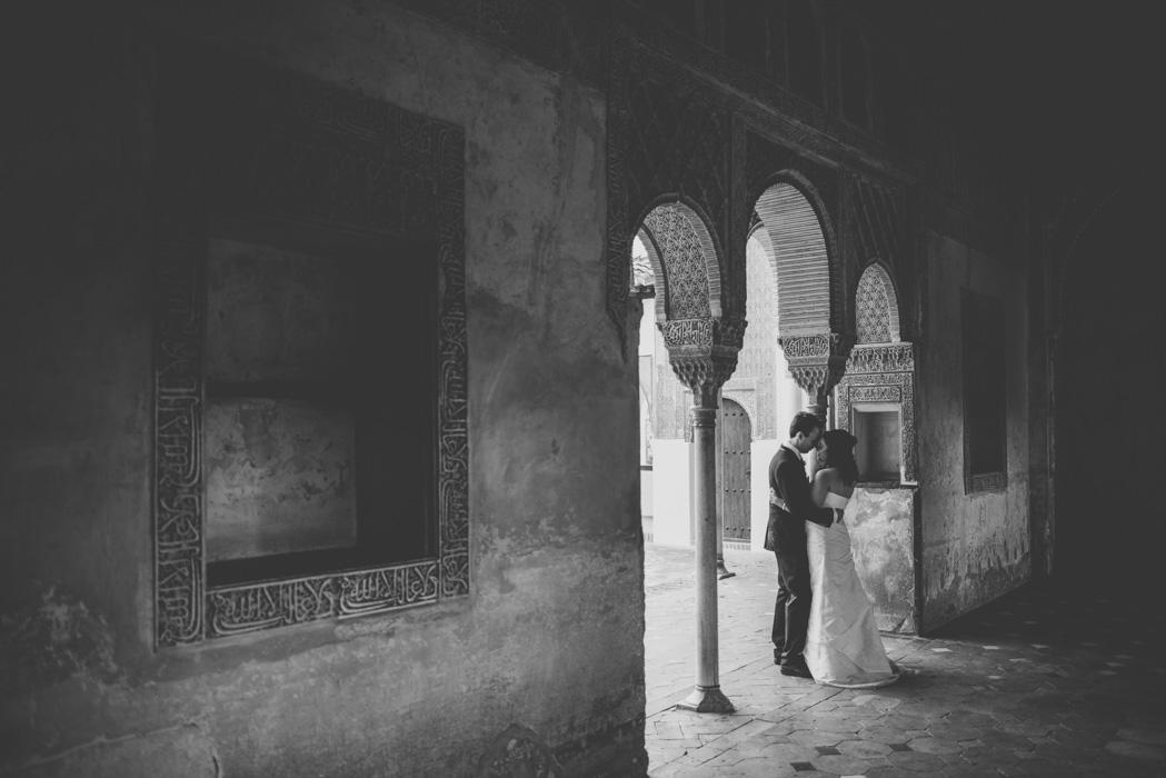 Fotografias de Boda en el Generalife