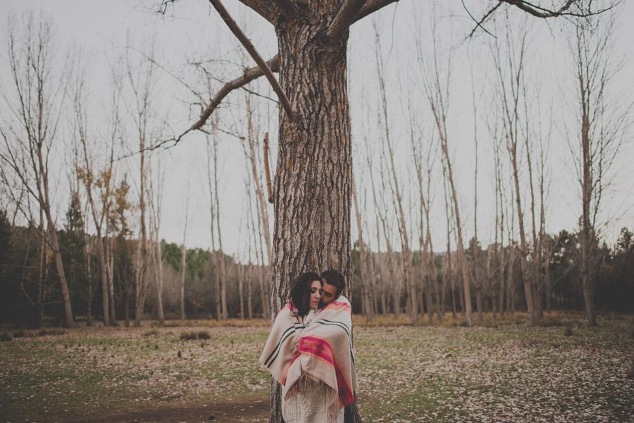 Meritxell y Juanjo. Pre Boda en el Bosque. Fran Menez Reportajes de Boda Granada 26