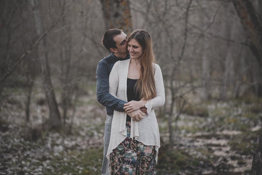 Fatima y Antonio. Pre Boda en el Bosque. Fran Ménez Fotografos de Boda 20