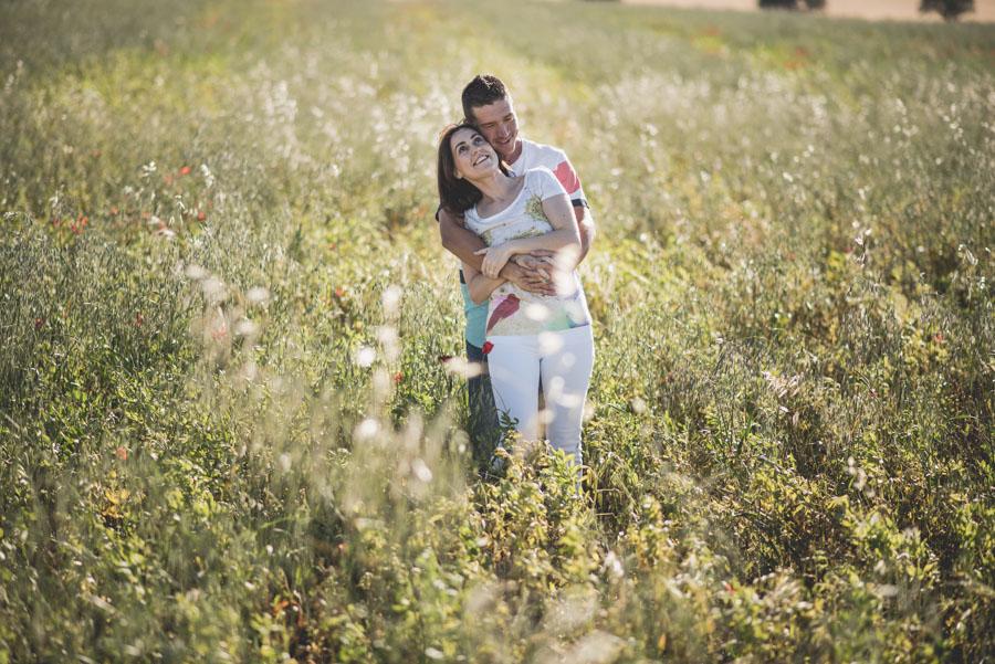 Marina y Dani. Fotografias de Pre Boda en el campo. Fran Menez Fotografo de Bodas 2