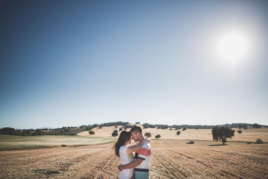 Marina y Dani. Fotografias de Pre Boda en el campo. Fran Menez Fotografo de Bodas 3
