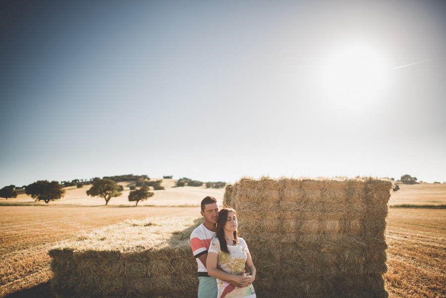Marina y Dani. Fotografias de Pre Boda en el campo. Fran Menez Fotografo de Bodas 5