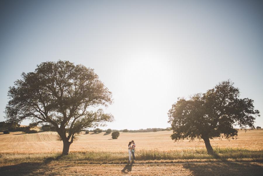 Marina y Dani. Fotografias de Pre Boda en el campo. Fran Menez Fotografo de Bodas 6