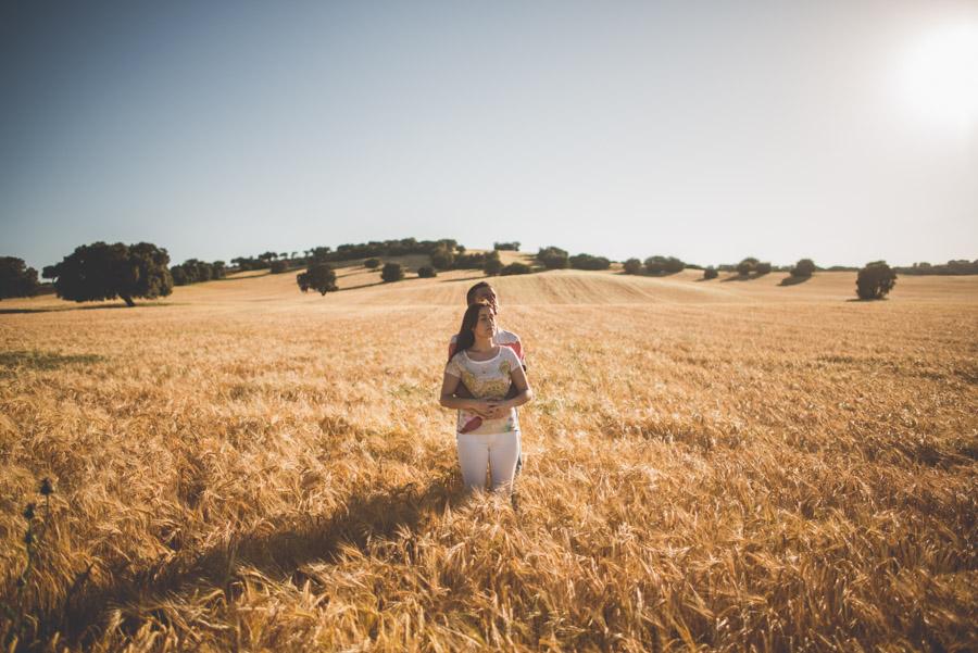 Marina y Dani. Fotografias de Pre Boda en el campo. Fran Menez Fotografo de Bodas 9