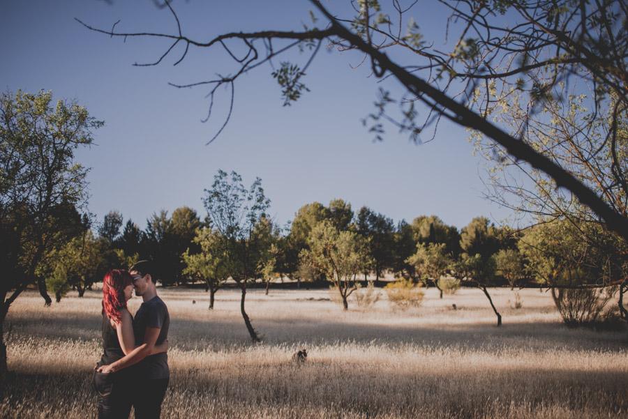 Pre Boda Elena y Rafa. Sesion motera en el pantano de los bermejalles 5
