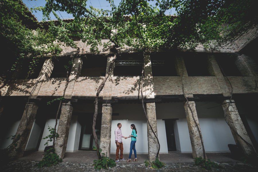 Reportaje de Pareja en Granada. Sesión de pareja. Fran Menez Sesiones de Pareja