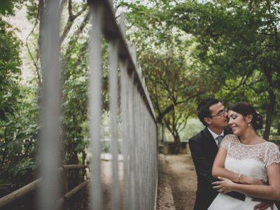 Laura & César. Boda en los Jardines de Jabalcuz