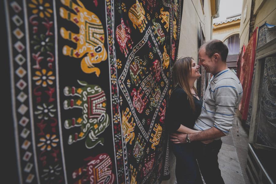 Pre Boda en el Albaicin y Granada. Irene y Peter. Fran Ménez Fotógrafo en Granada 5