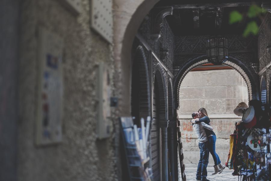 Pre Boda en el Albaicin y Granada. Irene y Peter. Fran Ménez Fotógrafo en Granada 6