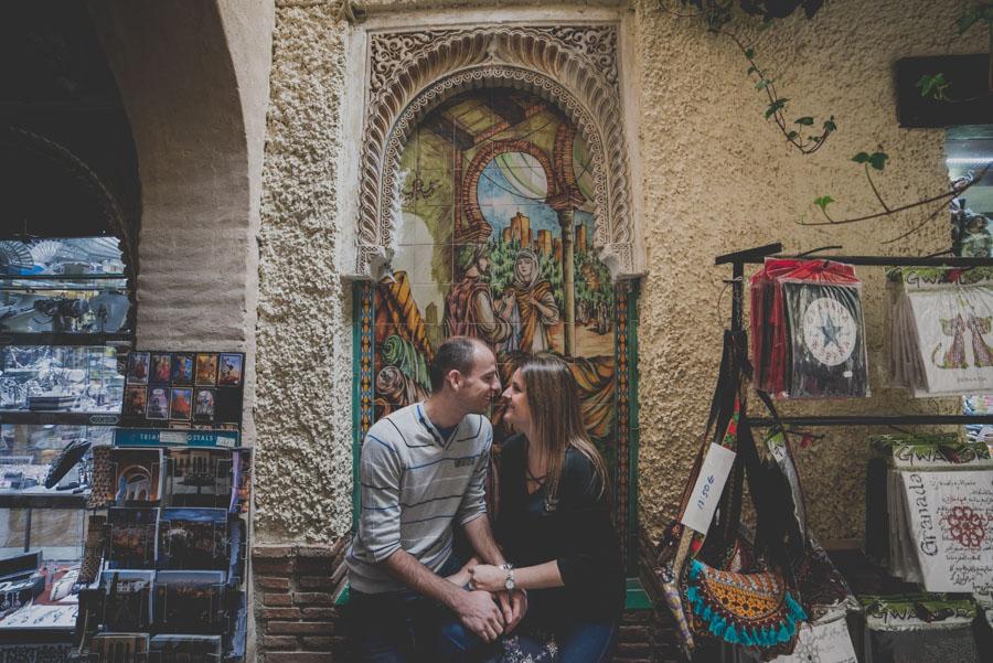 Pre Boda en el Albaicin y Granada. Irene y Peter. Fran Ménez Fotógrafo en Granada 7