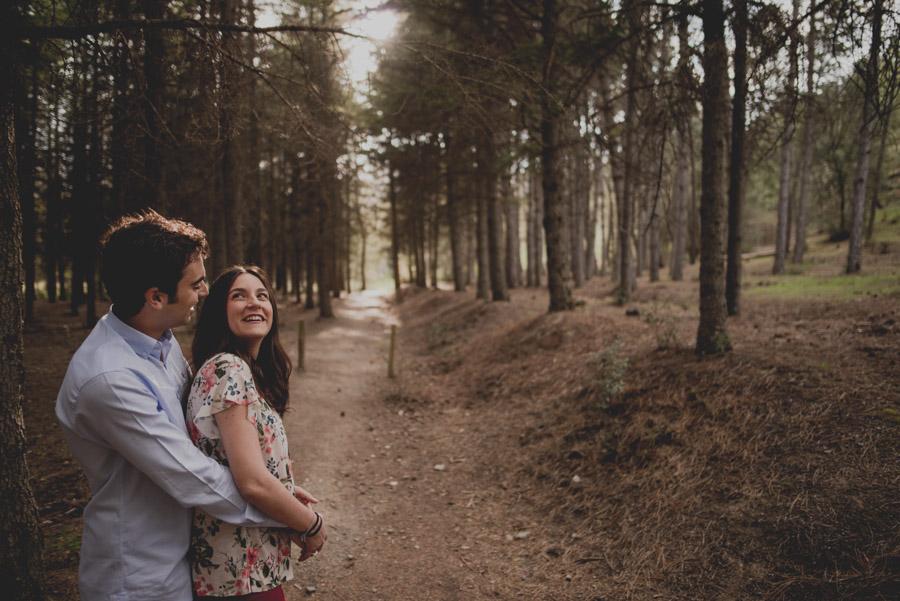 David e Inma. Pre Boda en Primavera en la Sierra de Huetor Santillan. Fran Ménez Fotógrafos de Boda en Granada. 4
