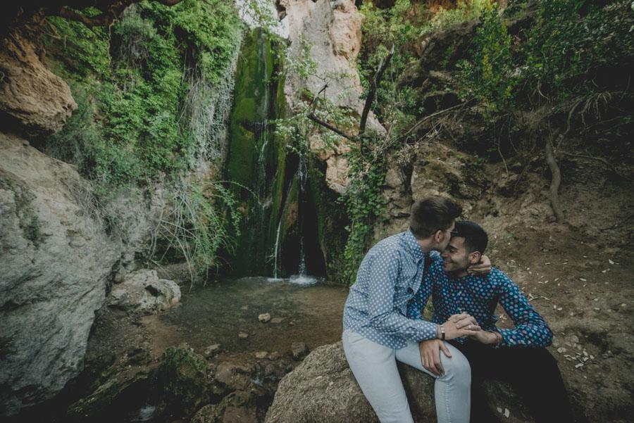 Jesús y Samuel. Pre Boda en la Sierra de Huetor Santillan. Fran Ménez Fotografo de Bodas 1