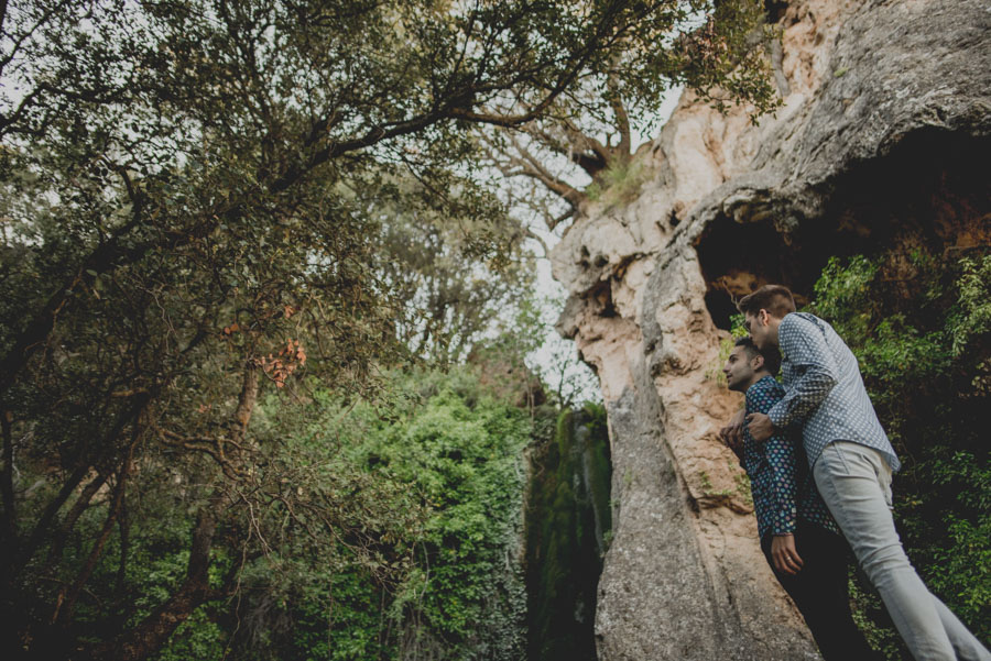 Jesús y Samuel. Pre Boda en la Sierra de Huetor Santillan. Fran Ménez Fotografo de Bodas 4