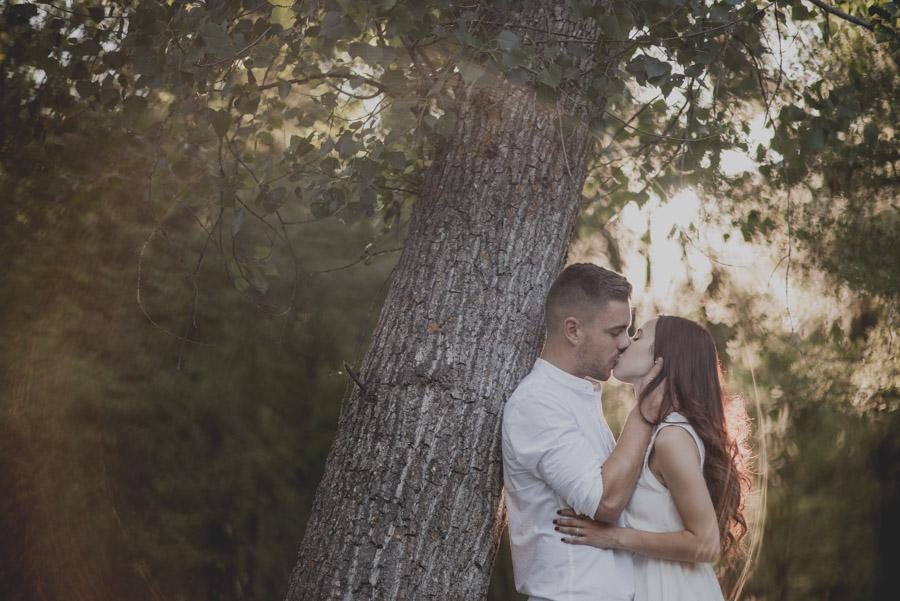 Alicia y Juan. Pre Boda en el Bosque de Huetor Santillan. Fran Ménez Fotografos de Boda 15
