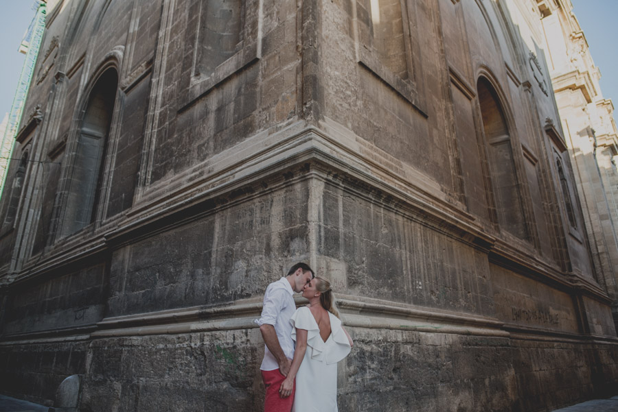 Kamila y Geminidas. Photoshoot in Granada. Couple session in Granada. Fran Ménez Photographer in Granada 1