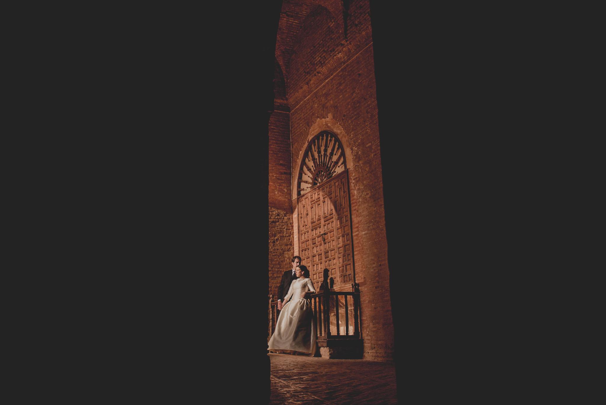 Post Boda en los alrededores de la Alhambra. Fran Menez Fotógrafos de Boda en Granada. 19