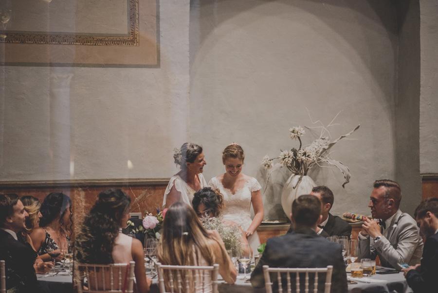 Boda en la Iglesia San Pedro y San Pablo. Celebración en Hotel Santa Paula. Marta y Cameron 82