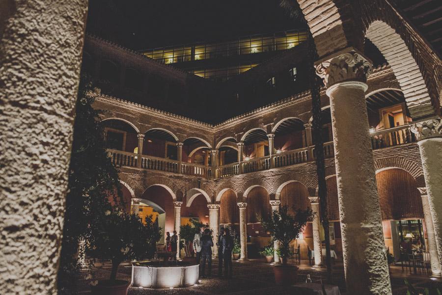 Boda en la Iglesia San Pedro y San Pablo. Celebración en Hotel Santa Paula. Marta y Cameron 84