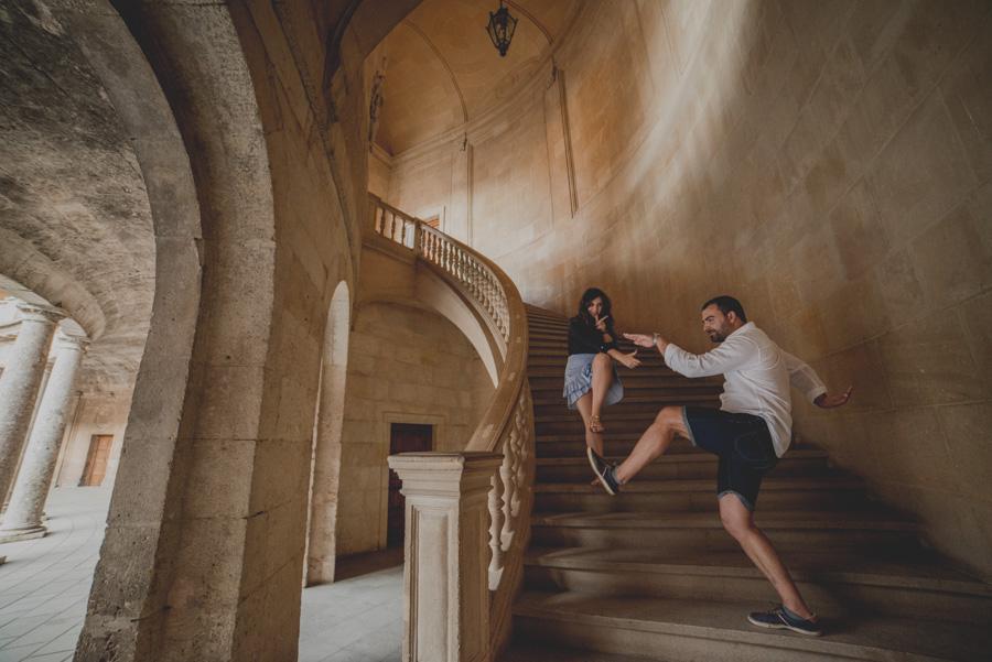 Pre Boda de dos Sevillanos en Granada. Isabel y Jose Miguel. Fran Ménez Fotógrafo de Bodas en Sevilla 18