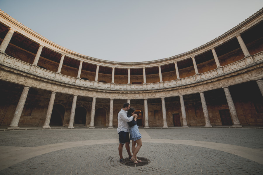 Pre Boda de dos Sevillanos en Granada. Isabel y Jose Miguel. Fran Ménez Fotógrafo de Bodas en Sevilla 19