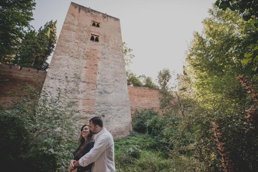 Pre Boda de dos Sevillanos en Granada. Isabel y Jose Miguel. Fran Ménez Fotógrafo de Bodas en Sevilla 5