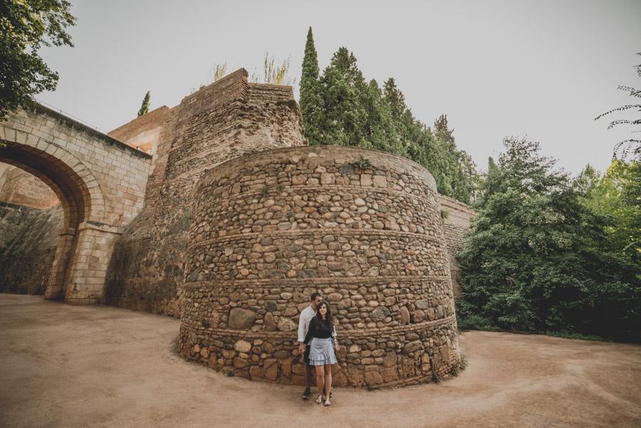 Pre Boda de dos Sevillanos en Granada. Isabel y Jose Miguel. Fran Ménez Fotógrafo de Bodas en Sevilla 6