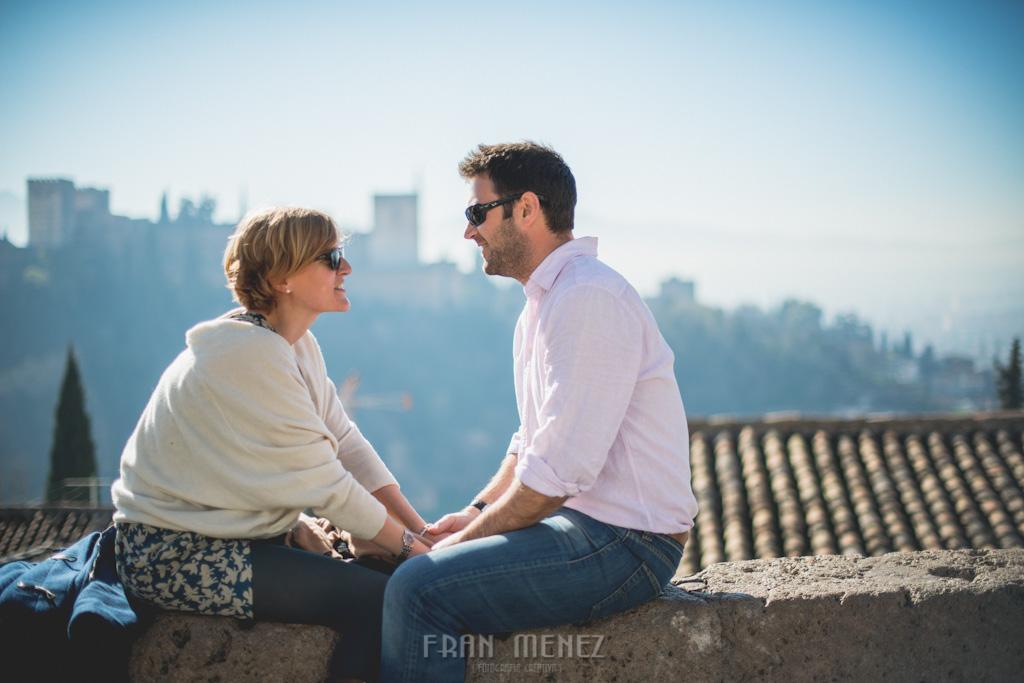 Fotografias de Pre Boda en Albaicin Granada. Wedding Photographs in Albaicin Granada 15