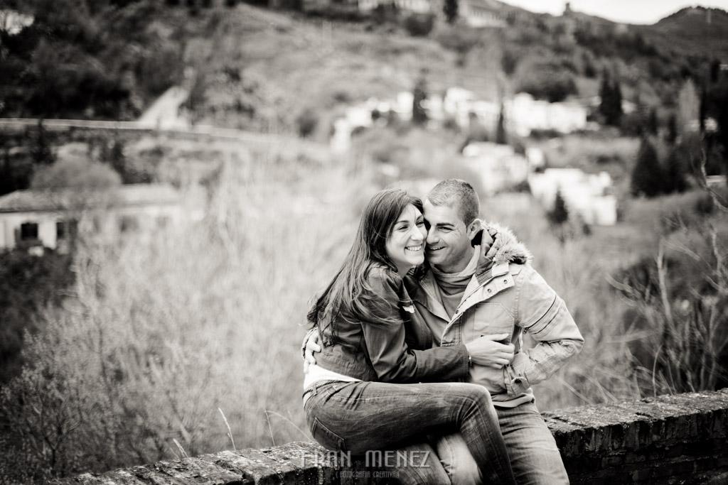 23 Fotografo de bodas Granada. Paseo de los Tristes. Palacio de los Cordova. Fran Menez. Fotografia Creativa