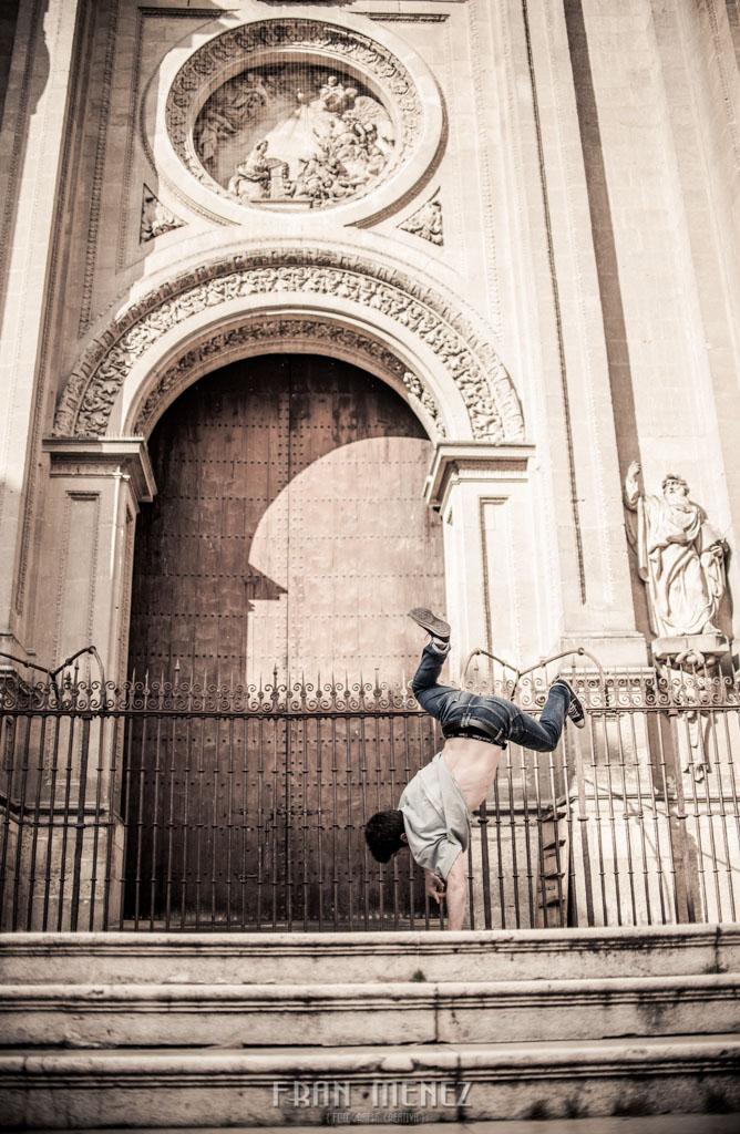 11 Fotografo en Granada. Fotografia Creativa en Granada. Fotografo diferente en Granada. Fotografo Break Dance en Granada