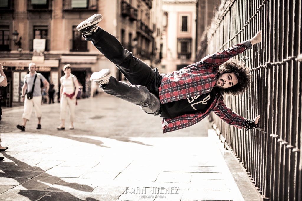 22 Fotografo en Granada. Fotografia Creativa en Granada. Fotografo diferente en Granada. Fotografo Break Dance en Granada