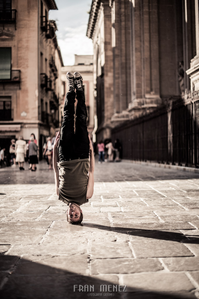 31 Fotografo en Granada. Fotografia Creativa en Granada. Fotografo diferente en Granada. Fotografo Break Dance en Granada