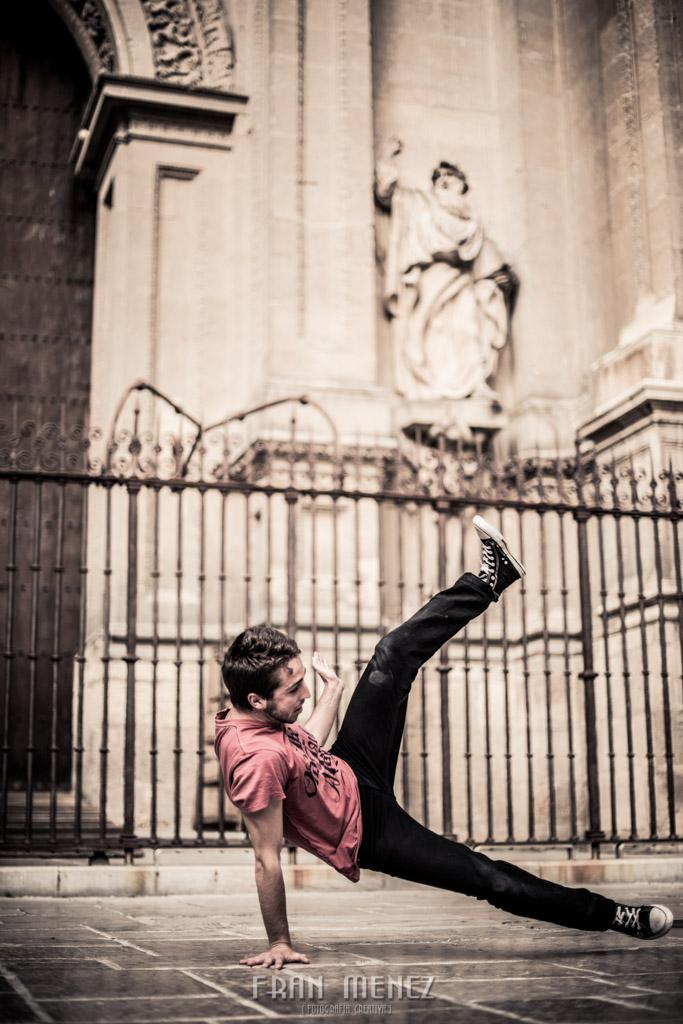 4 Fotografo en Granada. Fotografia Creativa en Granada. Fotografo diferente en Granada. Fotografo Break Dance en Granada