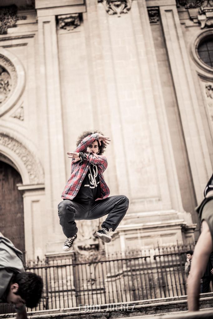 48 Fotografo en Granada. Fotografia Creativa en Granada. Fotografo diferente en Granada. Fotografo Break Dance en Granada