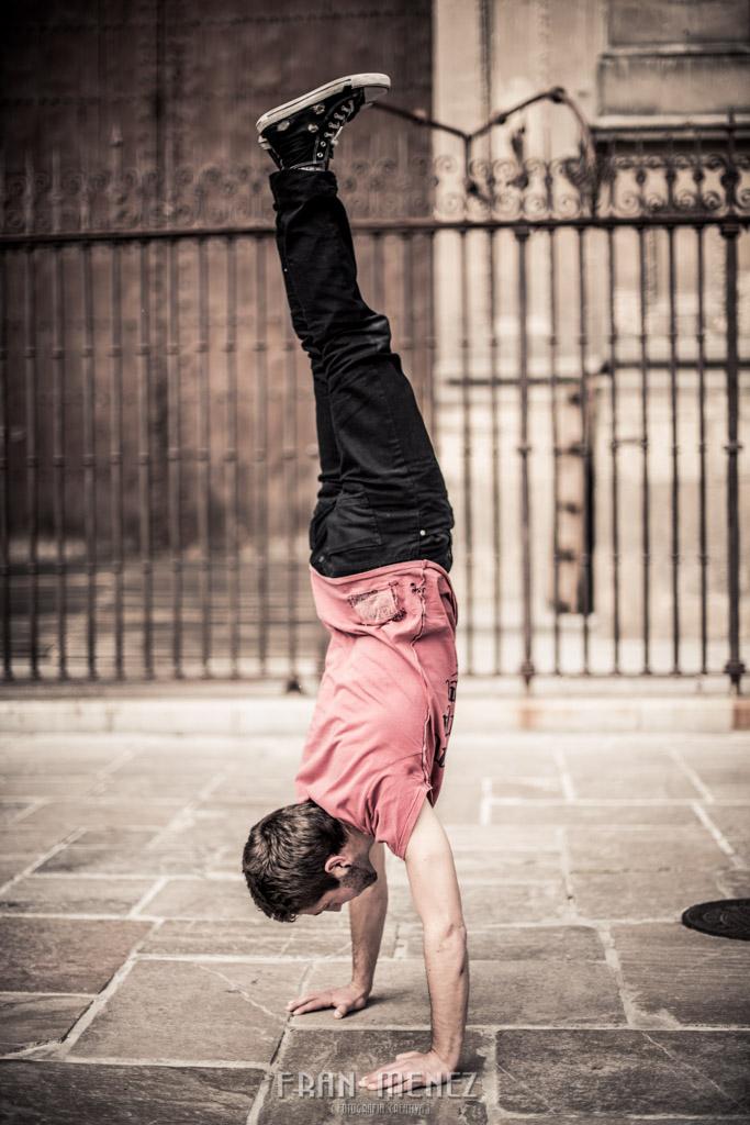 6 Fotografo en Granada. Fotografia Creativa en Granada. Fotografo diferente en Granada. Fotografo Break Dance en Granada