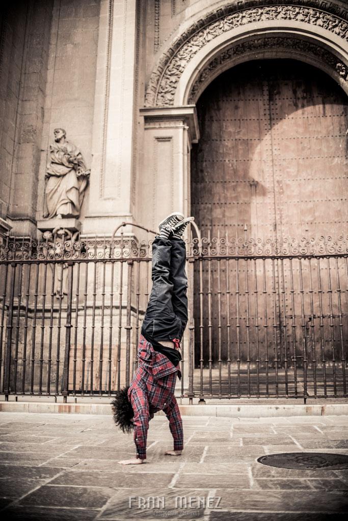 7 Fotografo en Granada. Fotografia Creativa en Granada. Fotografo diferente en Granada. Fotografo Break Dance en Granada
