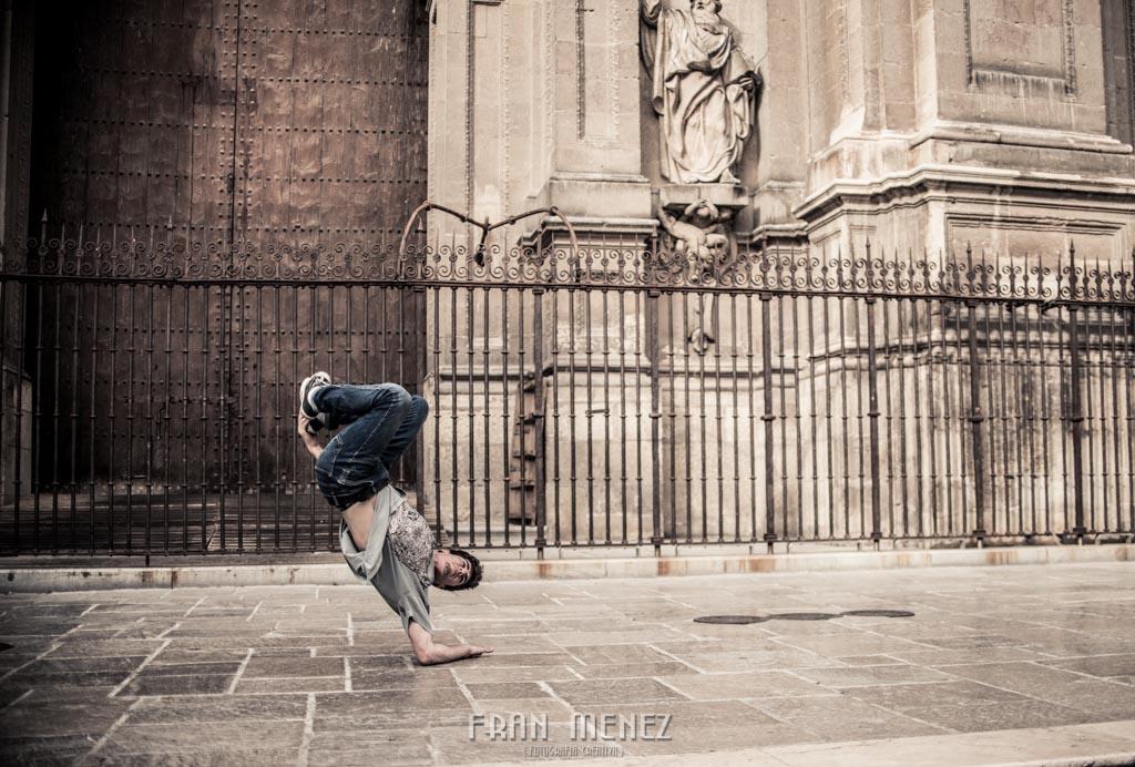 7a Fotografo en Granada. Fotografia Creativa en Granada. Fotografo diferente en Granada. Fotografo Break Dance en Granada