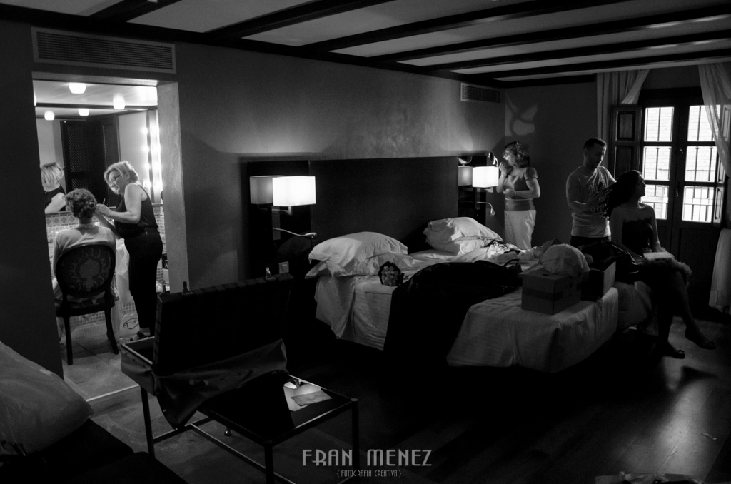 30 Fotografo Granada. Fotografia de Boda en Granada. Fran Ménez Fotografo. Hotel Palacio de Santa Paula. Iglesia del Sagrario