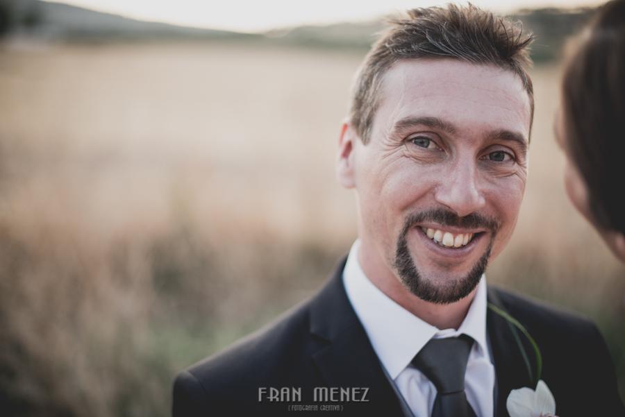 77 Fotografo de Bodas. Mariage à Grenade. Photographe de mariage. Boda en Cortijo del Marqués. Fran Ménez