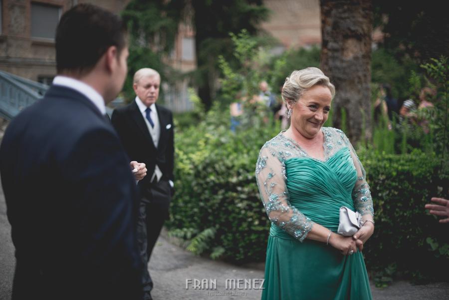 12 Fotografo de Bodas. Wedding Photographer. Fran Ménez. Colegio Sagrado Corazón. Cortijo Caballo Blanco
