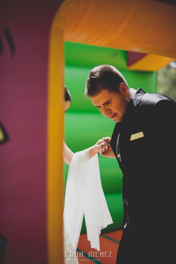 129 Fran Menez Fotografo de Bodas en Huetor Tajar, Salar, Loja, Granada. Fotoperiodismo de Boda. Weddings Photographer. Weddings Photojournalism