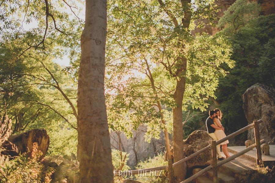 Fran Ménez Fotografía de Pre Bodas. Patty y Alex. Los Cahorros. Monachil 31