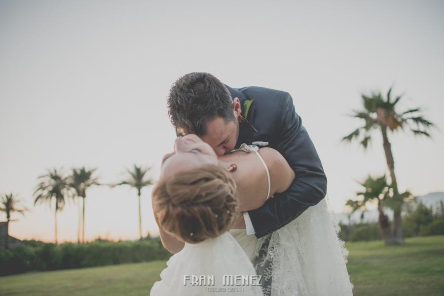 Fran Ménez Fotografo de Bodas. Fotografías de Bodas. Fotografo de bodas en Motril. Hotel Robinson 169
