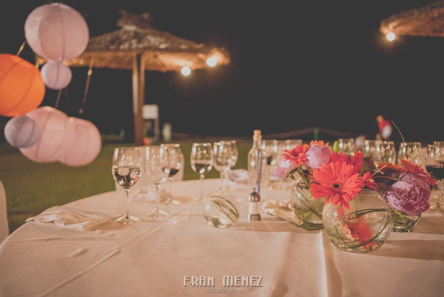 Fran Ménez Fotografo de Bodas. Fotografías de Bodas. Fotografo de bodas en Motril. Hotel Robinson 206
