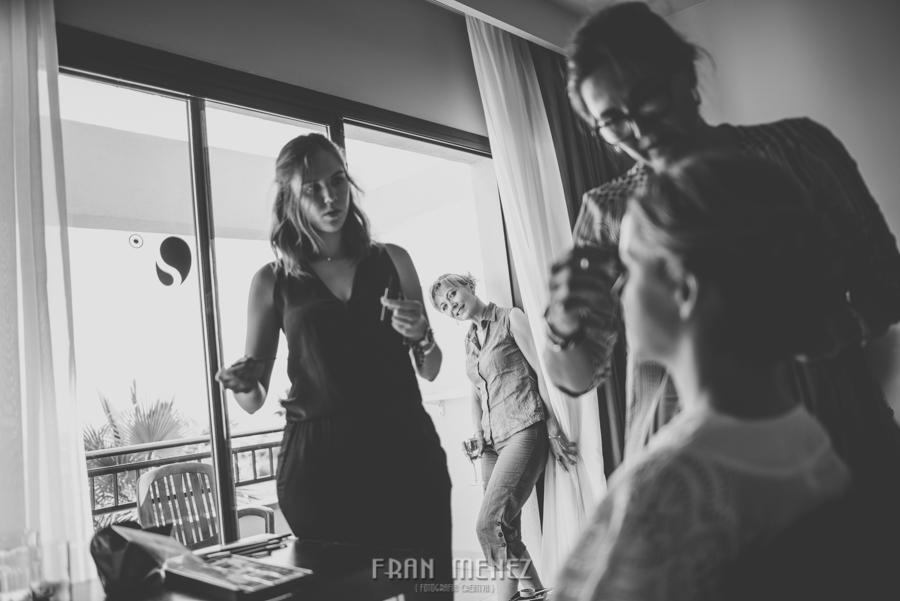 Fran Ménez Fotografo de Bodas. Fotografías de Bodas. Fotografo de bodas en Motril. Hotel Robinson 40