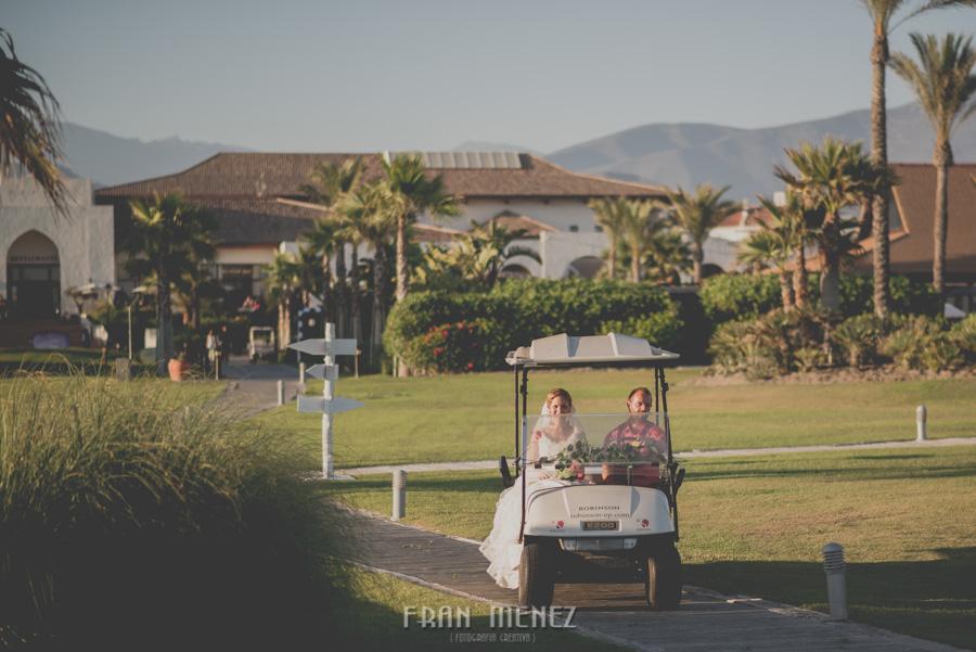 Fran Ménez Fotografo de Bodas. Fotografías de Bodas. Fotografo de bodas en Motril. Hotel Robinson 87