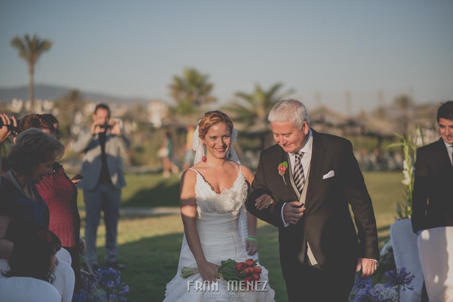 Fran Ménez Fotografo de Bodas. Fotografías de Bodas. Fotografo de bodas en Motril. Hotel Robinson 96