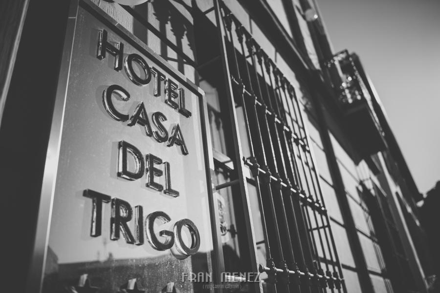Fotografias de Bodas en Parroquia San Jose El Jau Santa Fe Granada Hotel Casa del Trigo Cortijo Alameda Fuentevaqueros Granada Fran Menez Fotografo 1